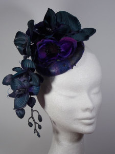 Millinery by Anna Dominoes