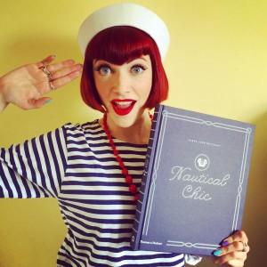 Author of Nautical Chic, Amber Butchart