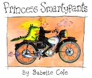 Princess Smartypants, by Babette Cole