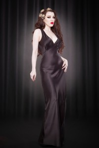 Kiss Me Deadly Leonie Gown