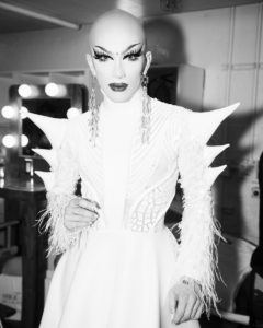Sasha Velour's final look for the season 9 finale of RuPaul's Drag Race