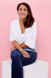 Freda founder Affi Parvizi-Wayne