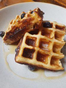Leadbelly's gluten free waffles!