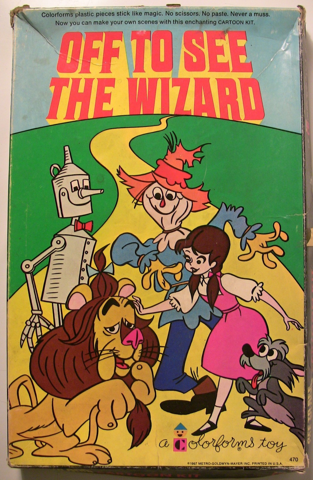 Rareozbooks Gt Games Amp Puzzles Gt Off To See The Wizard Of