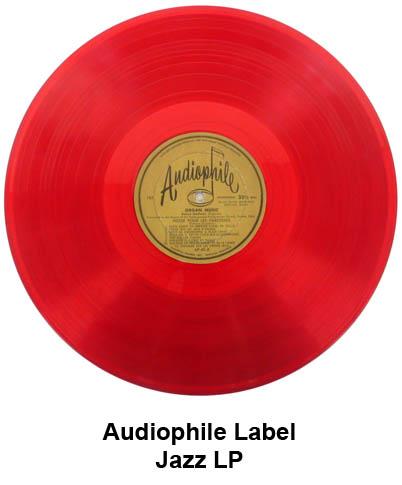 audiophile records label