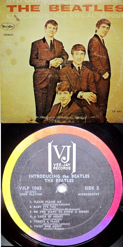 introducing the beatles counterfeit