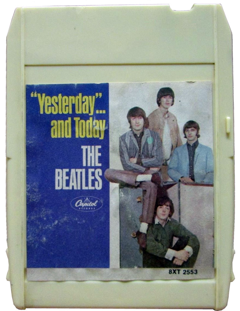 Butcher Cover  The Beatles Yesterday and Today