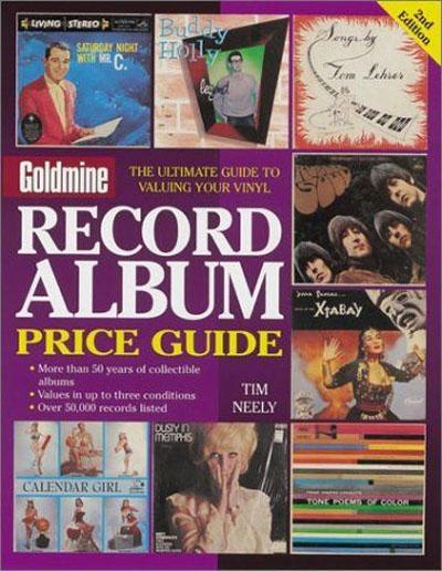 A record price guide.