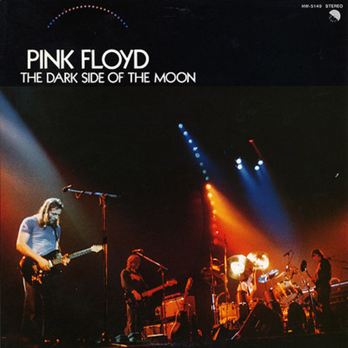 Dark Side of the Moon Japan