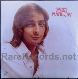 barry manilow - barry manilow LP
