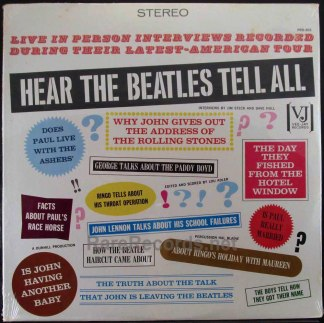 hear the beatles tell all