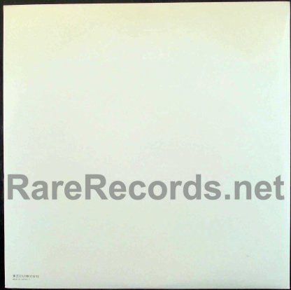 beatles - white album japan lp