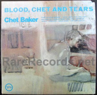 chet baker - Blood, Chet and Tears u.s. lp