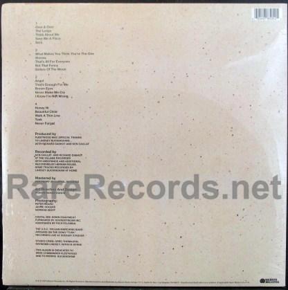 fleetwood mac - tusk u.s. silver vinyl lp