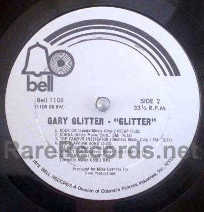 gary glitter - glitter u.s. lp