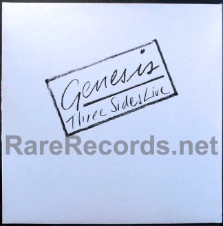 genesis - three sides live uk lp