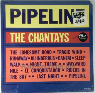 Chantays - Pipeline sealed 1963 Dot mono LP