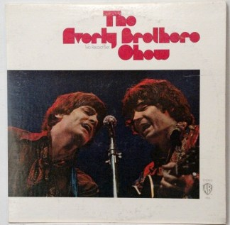 Everly Brothers - The Everly Brothers Show 1970 promo 2 LP set