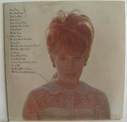 Lesley Gore - The Sound of Young Love sealed 1969 2 LP set