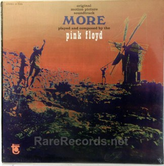 Pink Floyd - More sealed 1969 Tower promotional LP