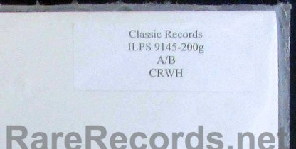 jethro tull - aqualung classic records test pressing lp