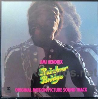 Jimi Hendrix - Rainbow Bridge German LP