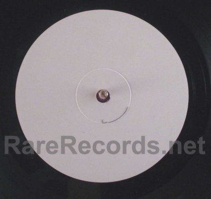 jimi hendrix - band of gypsys test pressing LP