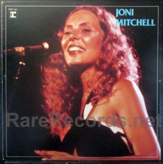 Joni Mitchell - Joni Mitchell Japan record club LP