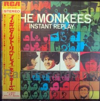 Monkees - Instant Replay original Japan LP