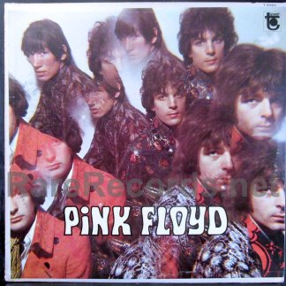 pink floyd - the piper at the gates of dawn u.s. mono lp