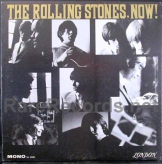 rolling stones - now! sealed u.s. mono lp