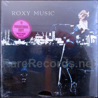 roxy music - for your pleasure u.s. promo lp