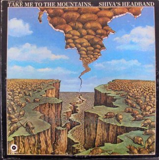 shiva's headband - take me to the mountains LP
