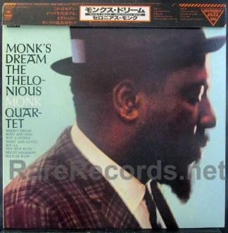 Thelonious Monk - Monk's Dream Japan LP