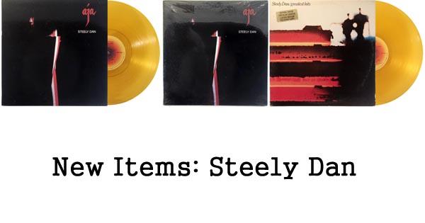 new rare records steely dan