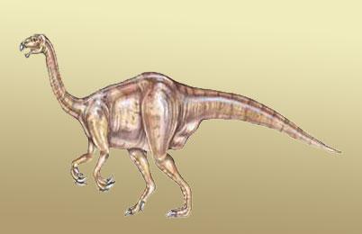 Segnosaurus Dinosaur