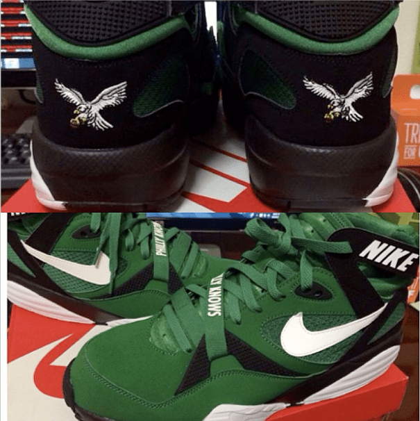 Bo Knows Philly Nike Air Trainer Max 91 Philadelphia