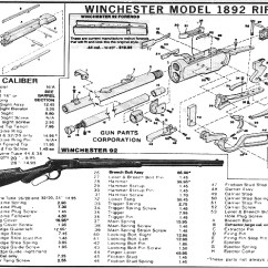 Winchester Model 94 Parts Diagram 2004 Kia Sedona Engine Models