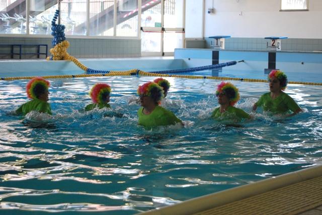 Rari Nantes Gerbido  Eventi in piscina e palestra a Torino