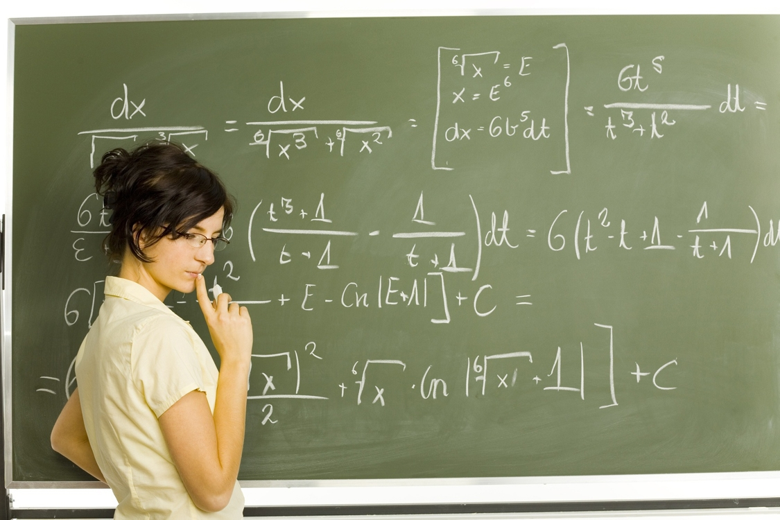 hight resolution of at the blackboard