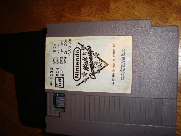 20 Nintendo World Championships Cart Black Pictures And Ideas On