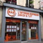 R.A.S Intérim, agence de Paris 10