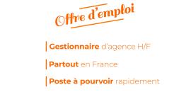 R.A.S recrute des gestionnaires d'agence d'emploi partout en France
