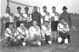 63. Langworth football team 1956