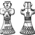Кличевачки идол, Виминацијум