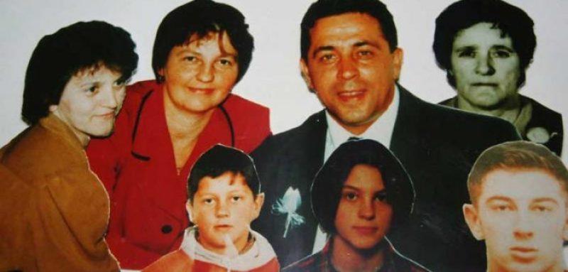 Деветоро жртава бомбардовања у Сурдулици у кући Милићевих