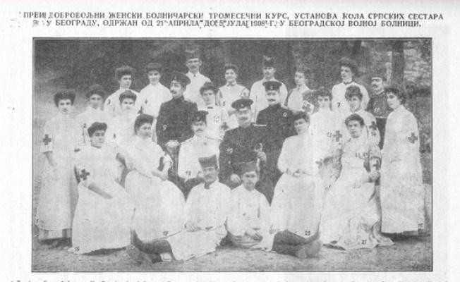 ВЕЛИКЕ СРПСКЕ РАТНИЦЕ: Храбре жене које су се бориле за Србију и Српство 7