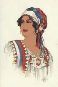 ВЕЛИКЕ СРПСКЕ РАТНИЦЕ: Храбре жене које су се бориле за Србију и Српство 8