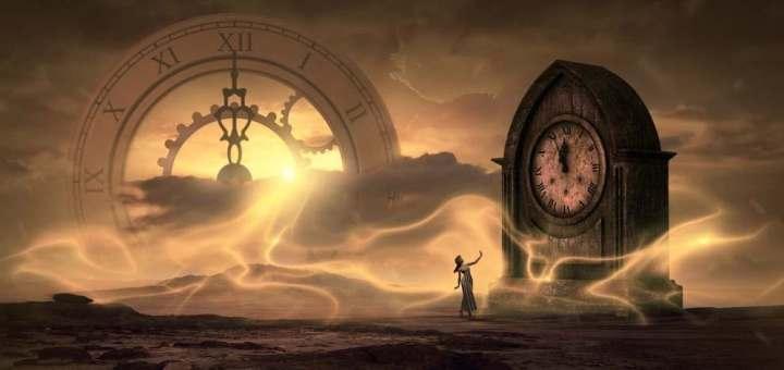Време, Сат, Датум