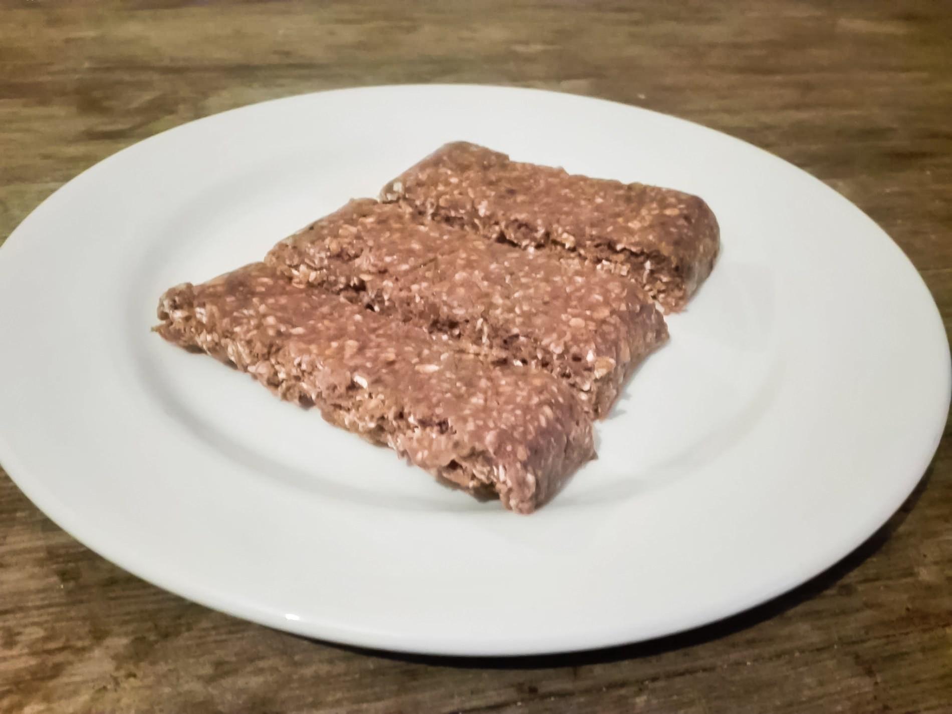 Proteinriegel, Eiweißriegel, Vegan, selbst gemacht
